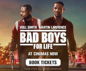 Bad Boys For Live - At Cinemas Now