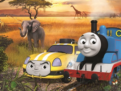 Thomas & Friends: Big World! Big Adventures!