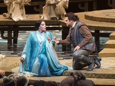 Met Opera Summer Encore Turandot