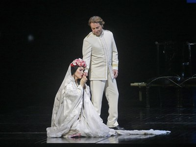 Madama Butterfly Met Opera Summer Encore