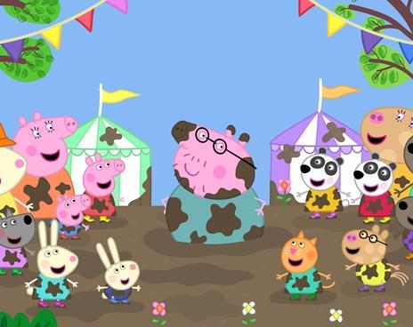 Peppa Pig: Festival Of Fun Poster