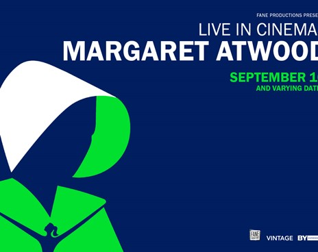 Margaret Atwood: Live in Cinemas Poster