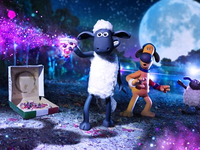 Shaun the Sheep Movie: Farmagedon