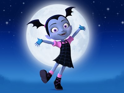 Vampirina Fang-tastic Party