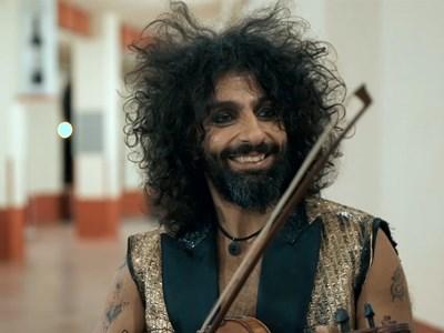 Ara Malikian. A Life Among Strings