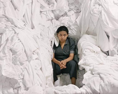 CFF: The Chambermaid Poster