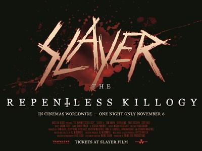 SLAYER - The Repentless Killogy