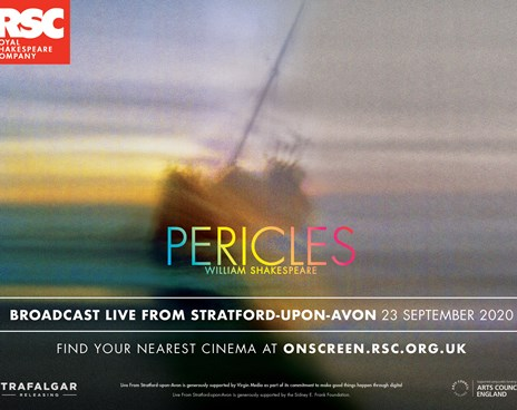 RSC:  Pericles Poster