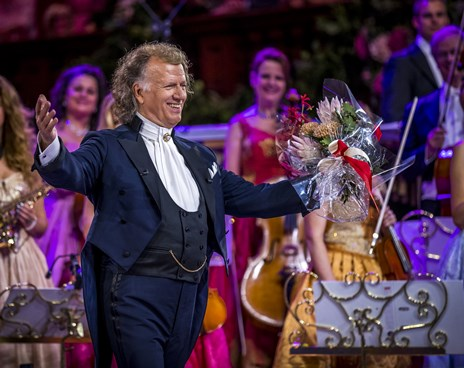 Andre Rieu - 2020 Maastricht Concert: Happy Together Poster