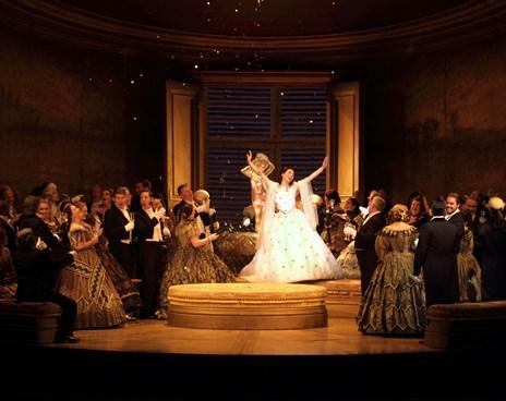 ROH: La Traviata Poster