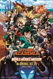 My Hero Academia: World Heroes' Mission (Subbed)