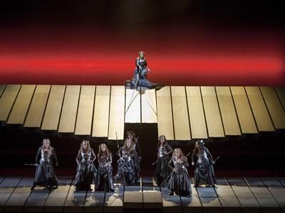 Met Opera: Die Walkure