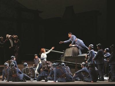MET Opera: La Fille du Regiment